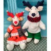 Deer Olly & Molly