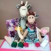 Giraffes Mary & Jerry