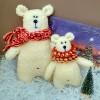 Polar bears Mom & Baby