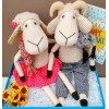 Sheep Priscilla & Ram Aaron